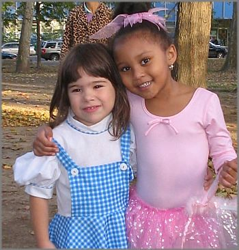 Dorothy and the Ballerina