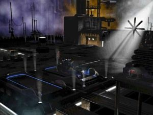 Screenshot of the video game