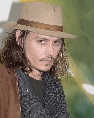 Johnny Depp – I haven't liked