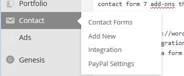Contact Form 7 Add-Ons