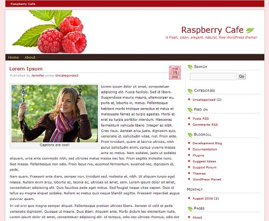 rapsberry