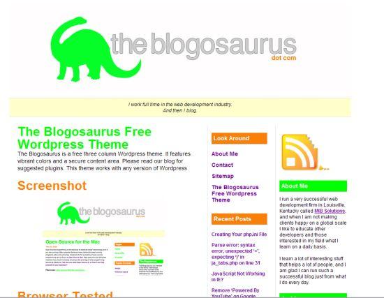 blogasaurus