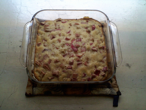 Rhubarb Bette