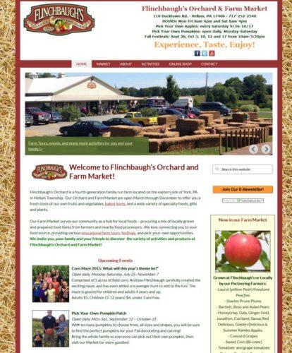 WordPress Tutorials - Flinchbaugh's Orchard