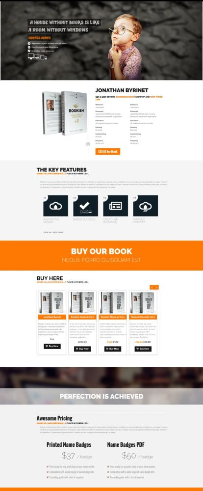 Bookish - 9 WordPress Themes for Selling Books Online